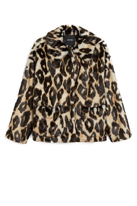 faux fur coat - faux fur jacket