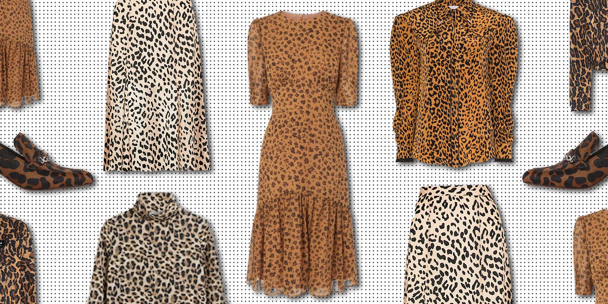 Leopard Print Pieces We're Wild About