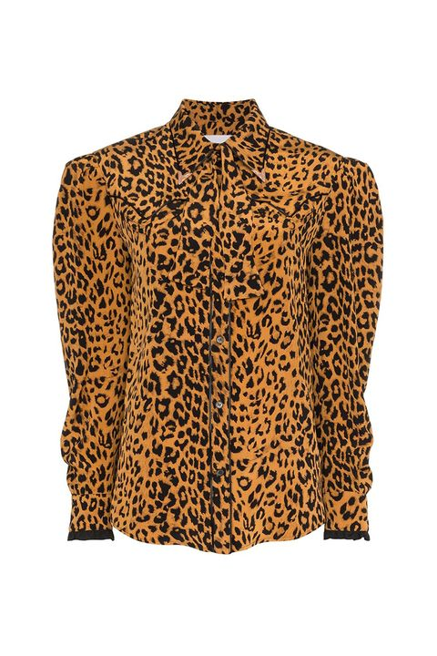 b0db0571e8b95 No-One Will Guess This Luxe Leopard-Print And Velvet Skirt Suit Is ...