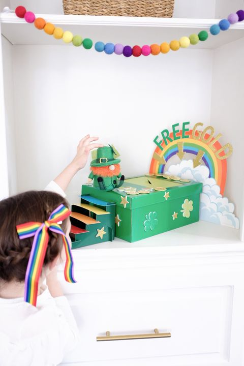 DIY Leprechaun Trap