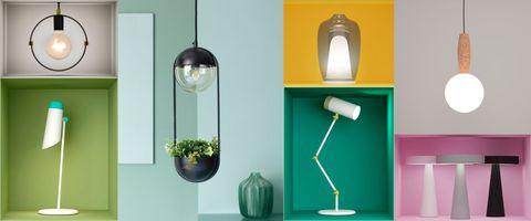 Leroy Merlin Presenta Su Primera Colección De Lámparas De Diseño