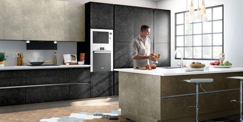 Ideas para una cocina de diseño con isla