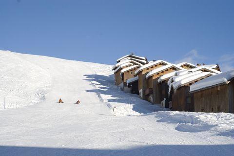 La Plagne cheap ski holidays