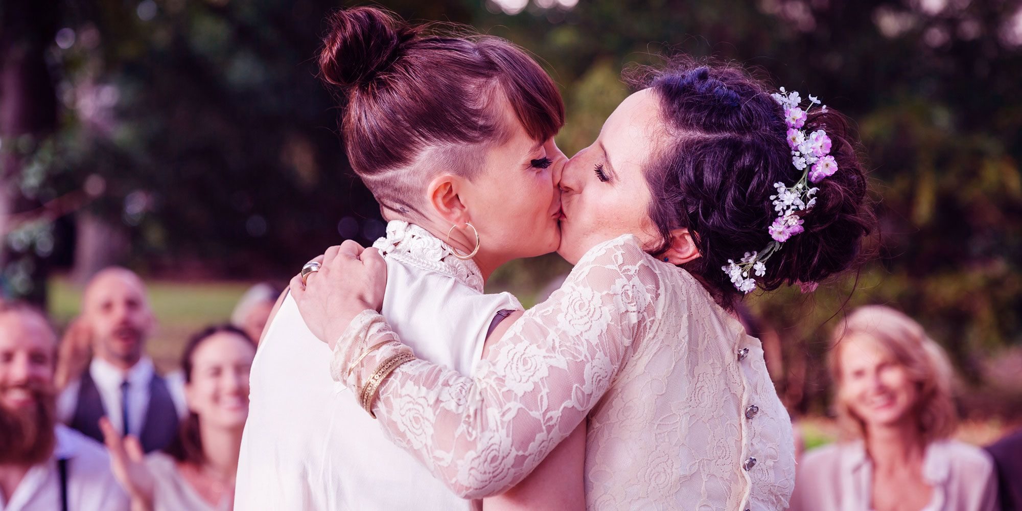 Bisexual female relationships