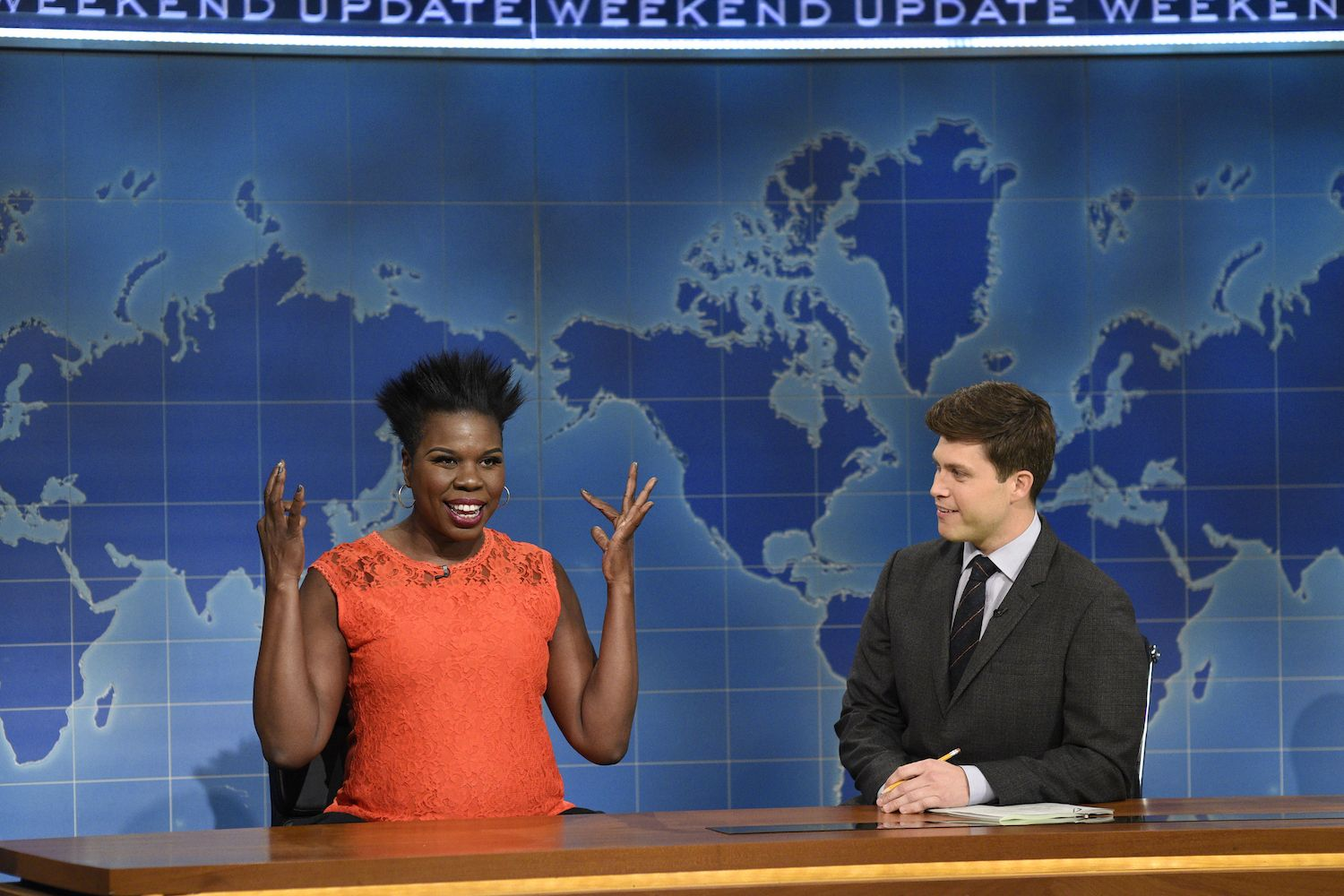 Here's the Actual Reason Why Leslie Jones Is Leaving 'SNL' in 2019 After 5 Seasons