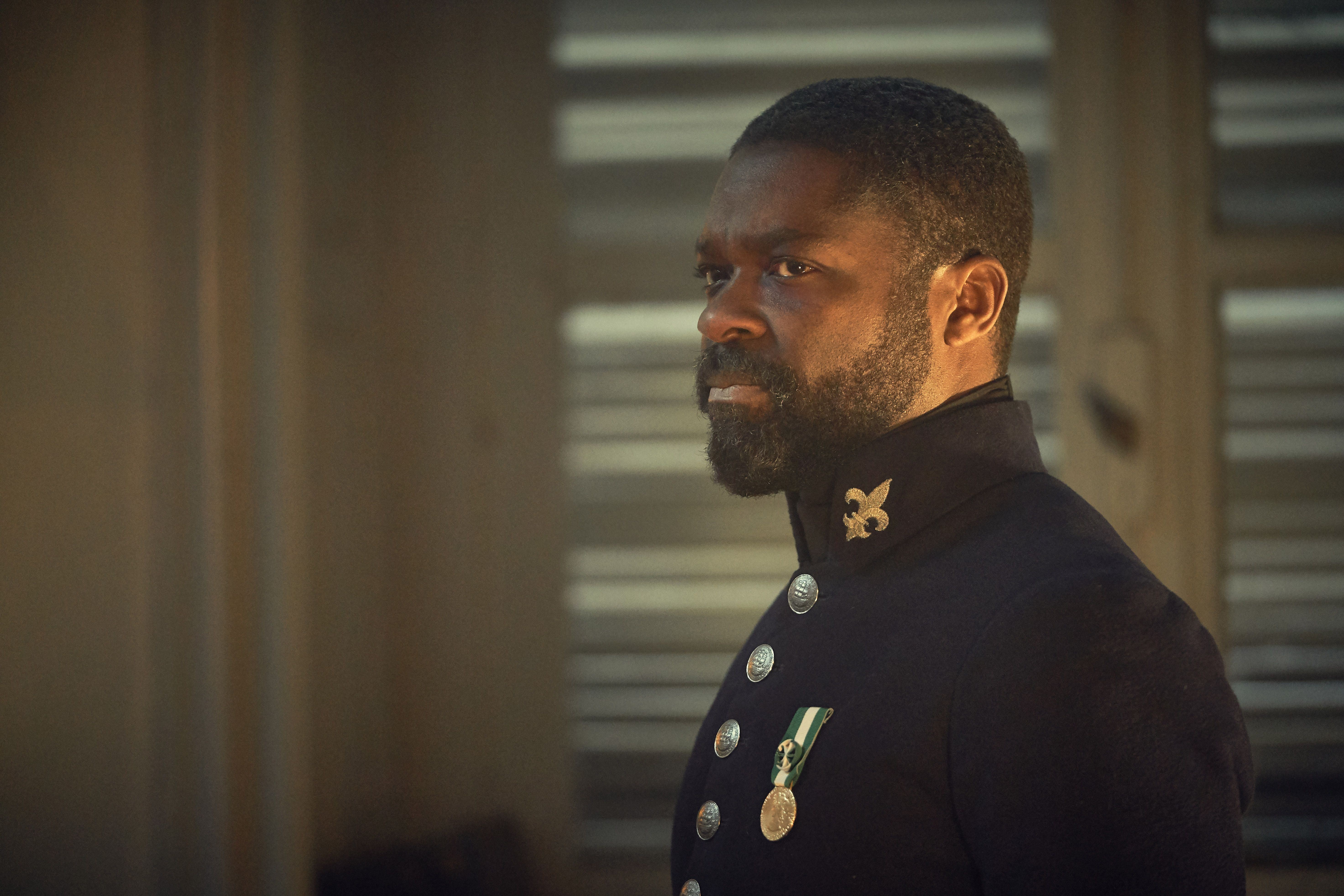 David Oyelowo Javert In The Les Miserables Tv Show On Pbs On