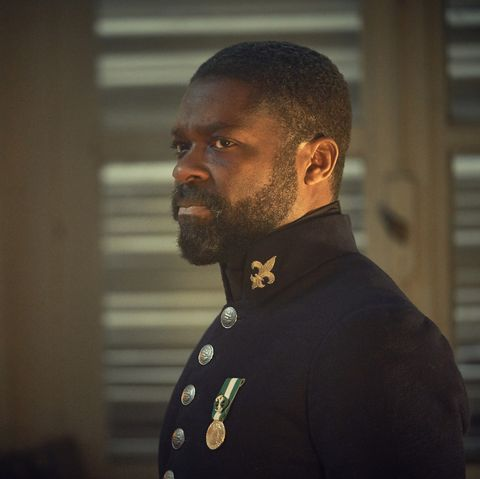 David Oyelowo on Javert's Tragic Suicide in Les Misérables