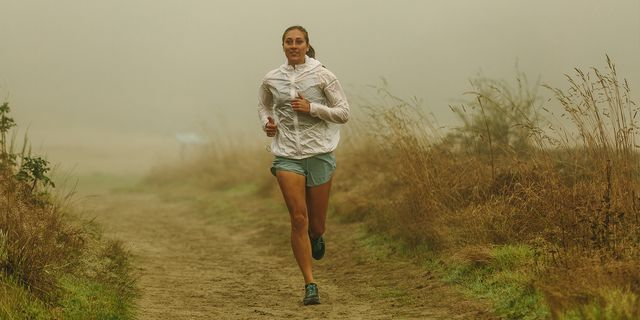 less mileage running