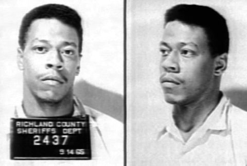 U.S. Marshals Service-Lester Eubanks- Most Wanted Man