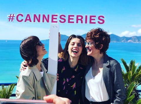 Dejate Llevar Leticia Dolera Cannes