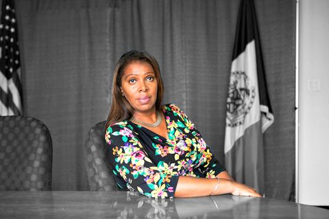 Letitia James running for New York Attorney General