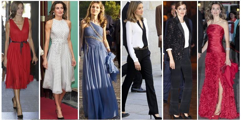 7bb4ac76dc El estilo de la reina Letizia en 46 looks