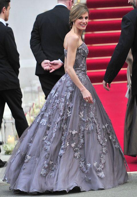 Los mejores looks de la reina Letizia en sus visitas a Londres