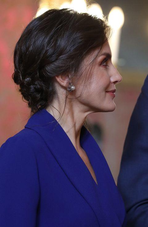 Reina Letizia Felipe Varela Pascua Militar 2020