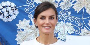 La reina Letizia inaugura el curso escolar en un pueblo de Cáceres