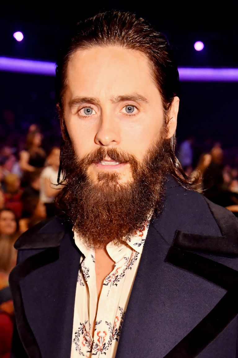 Celebrity Beards Styles | Hairstylo
