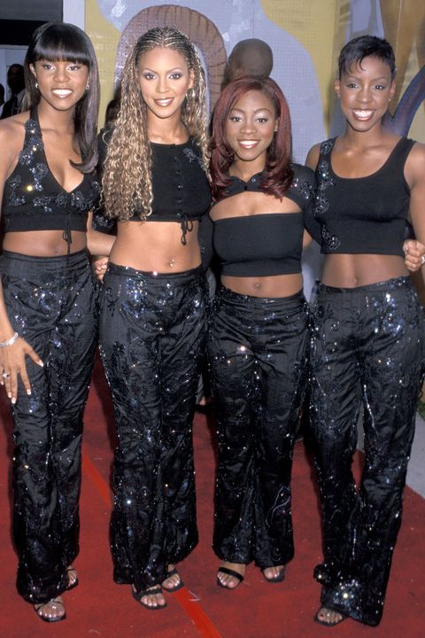 """best 90s makeup looks 5th Annual Soul Train """"Lady of Soul"""" Awards"""