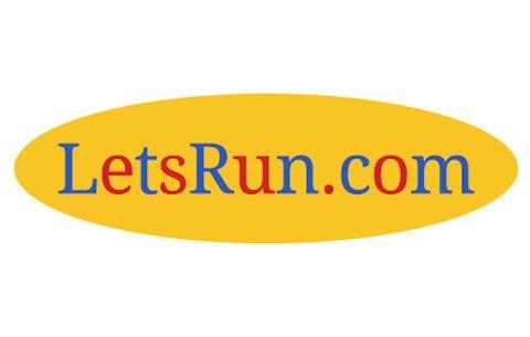 LetsRun.com Logo