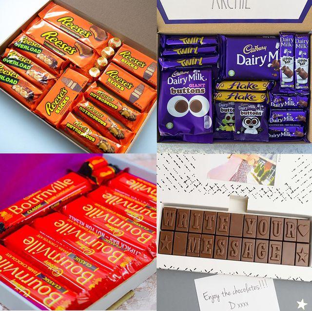 best letterbox chocolates