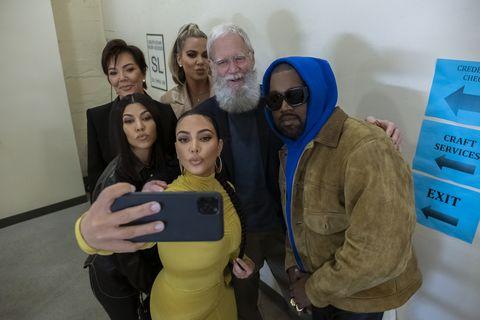 kim kardashian david letterman mi próximo invitado netflx