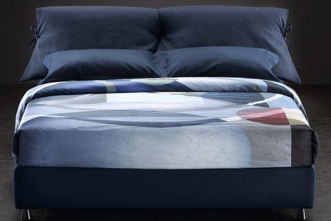 Una rivoluzione con i fiocchi: storia del primo letto tessile