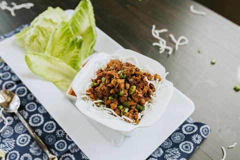 Dish, Food, Cuisine, Ingredient, Produce, Recipe, Karedok, Lettuce, Leaf vegetable, Thai food,