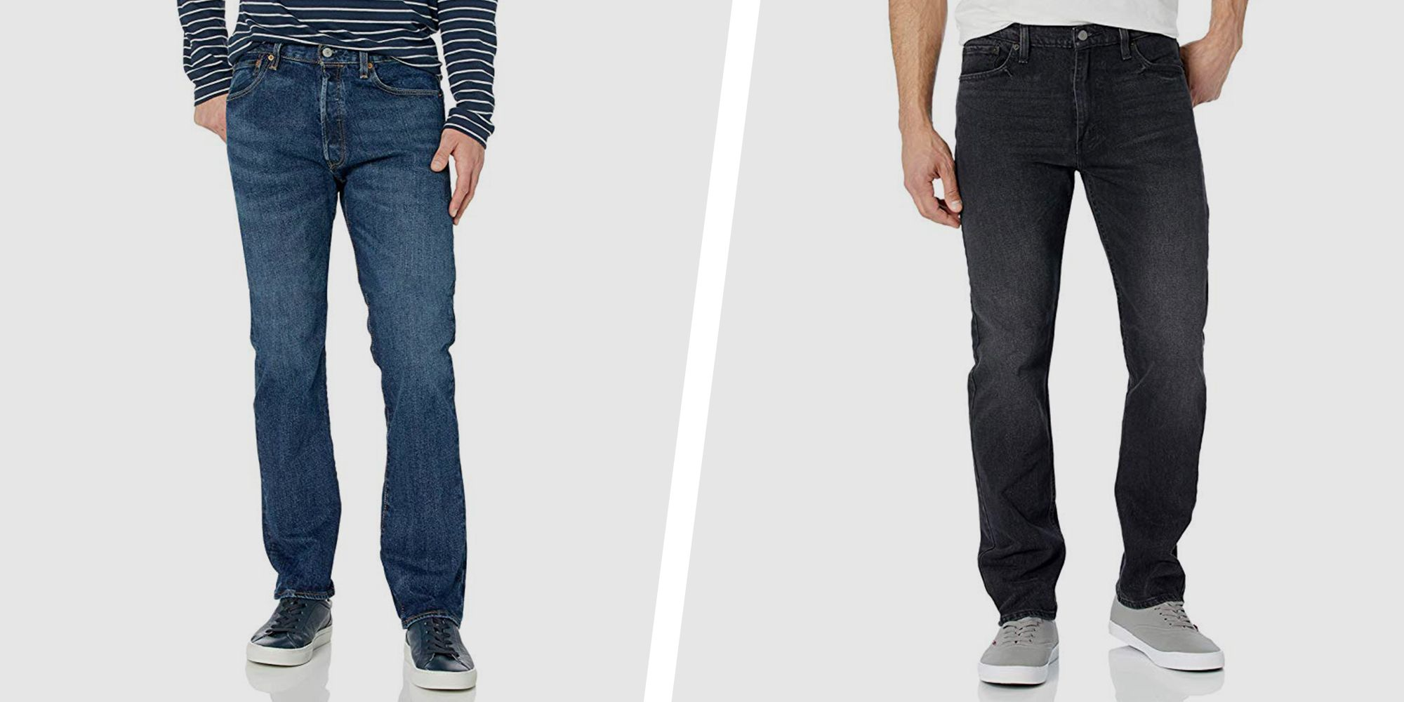 Amazon's Having a Great Sale on Levi's Men's Jeans Right Now