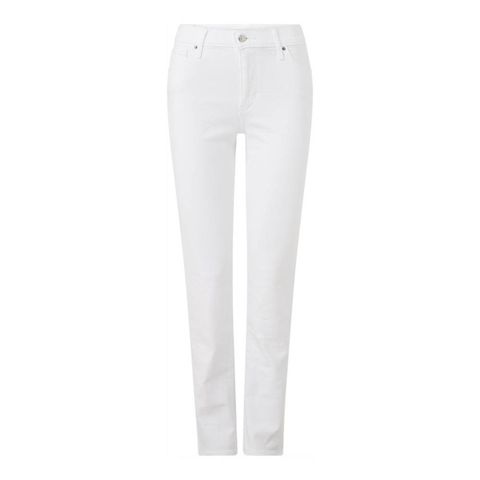 levi's 724 high waist straight fit jeans met stretch