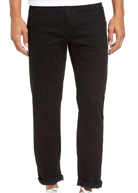 Clothing, sweatpant, Trousers, Pocket, Jeans, Suit trousers, Active pants, Brown, Sportswear, Suit,