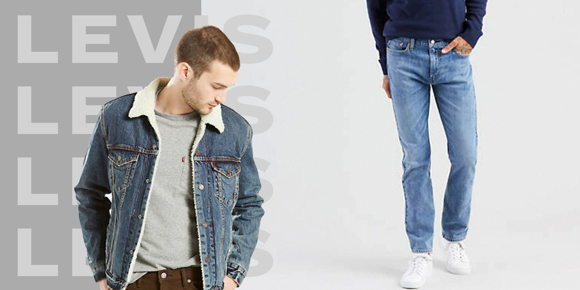Levi's Is Having a Ridiculously Good Warehouse Sale Right Now