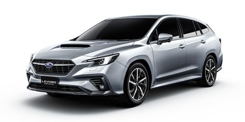 Subaru Levorg, Bold New Station Wagon, Previews the Next WRX