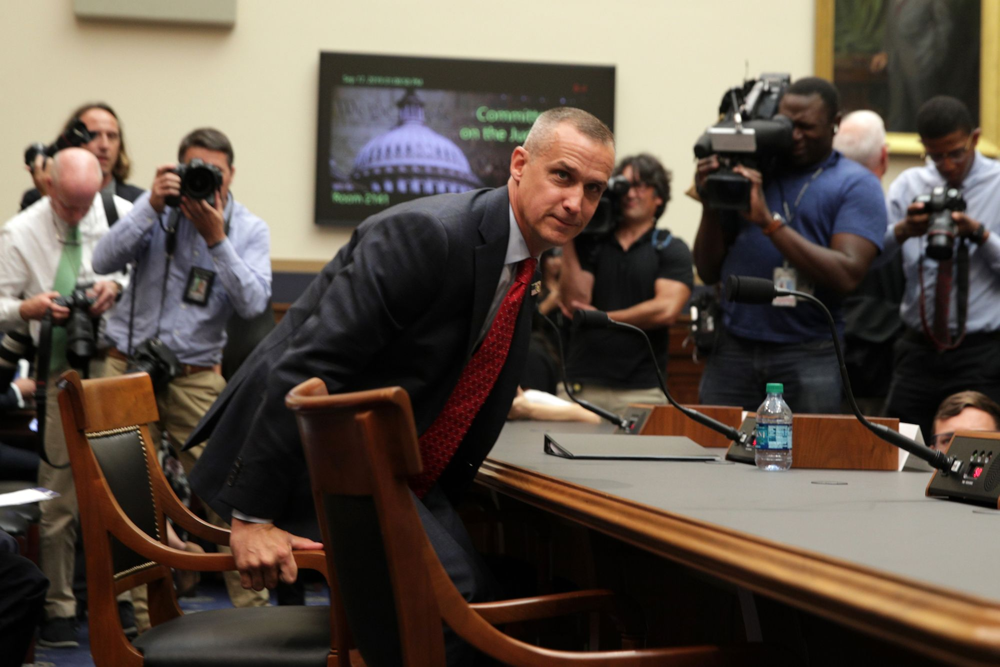 Corey Lewandowski Just Proved Democrats Have Not Come to Grips With What They're Up Against