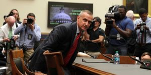 Former Trump Campaign Manager Corey Lewandowski Testifies Before House Judiciary Committee