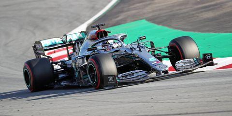 tercer día de pruebas de Mercedes en Barcelona, formula 1, ventajas del sistema das