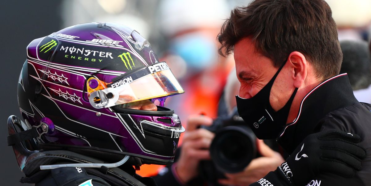 7 F1 Titles in Hand, It's Decision Time for Mercedes' Lewis Hamilton and Toto Wolff