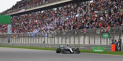 Formula 1 Heineken Chinese Grand Prix 2019
