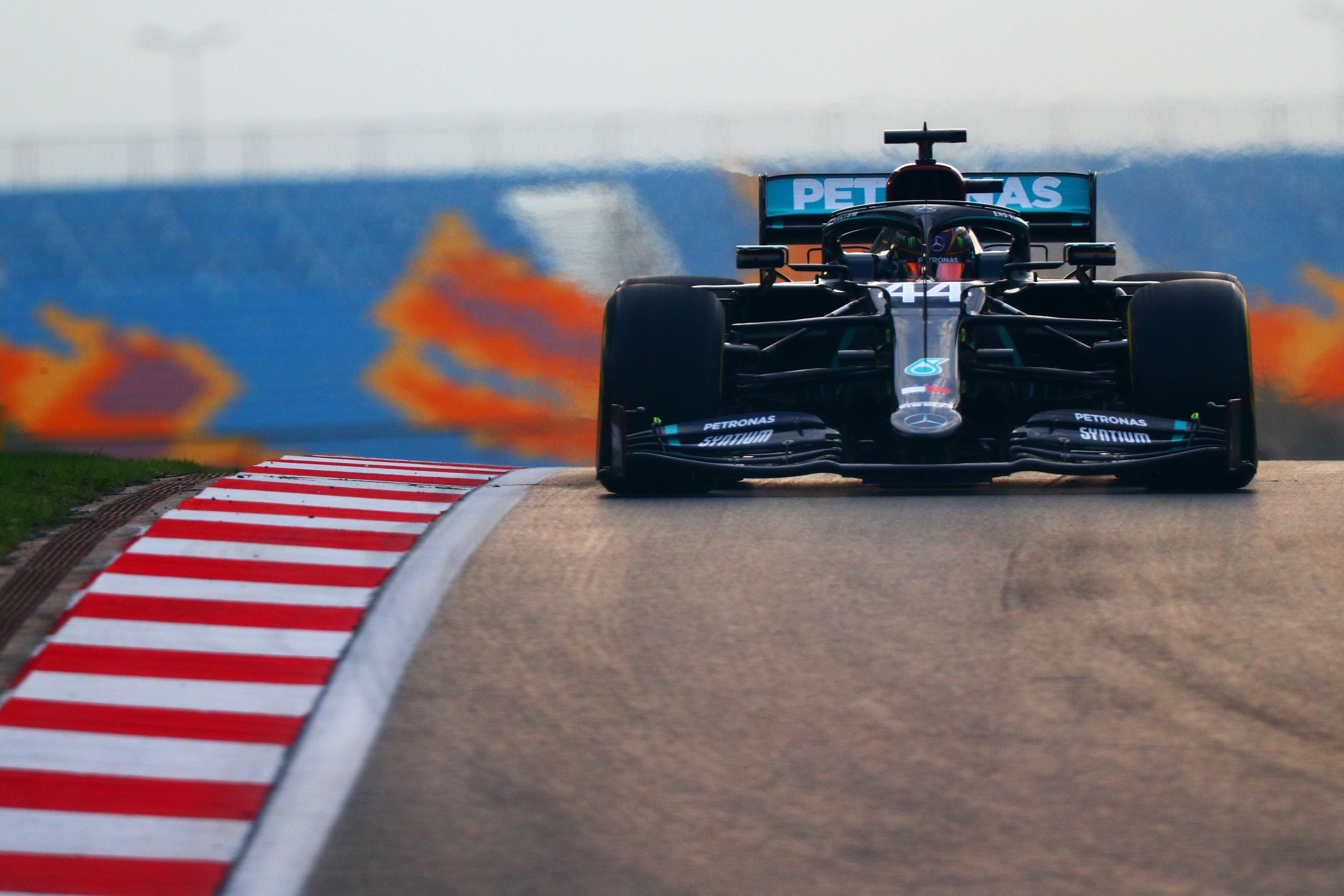 F1: Lewis Hamilton critica duramente el asfalto Estambul Park