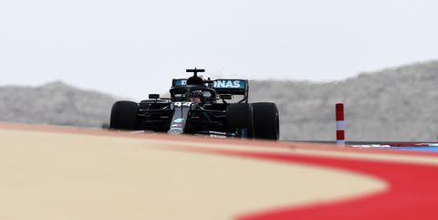 Lewis Hamilton marca el mejor tiempo en los entrenamientos libres1