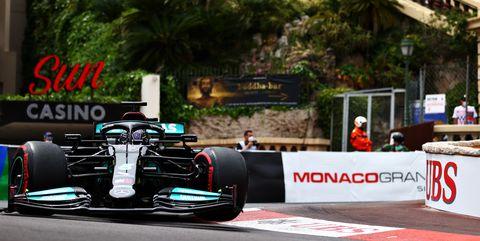 f1 grand prix of monaco  practice  qualifying
