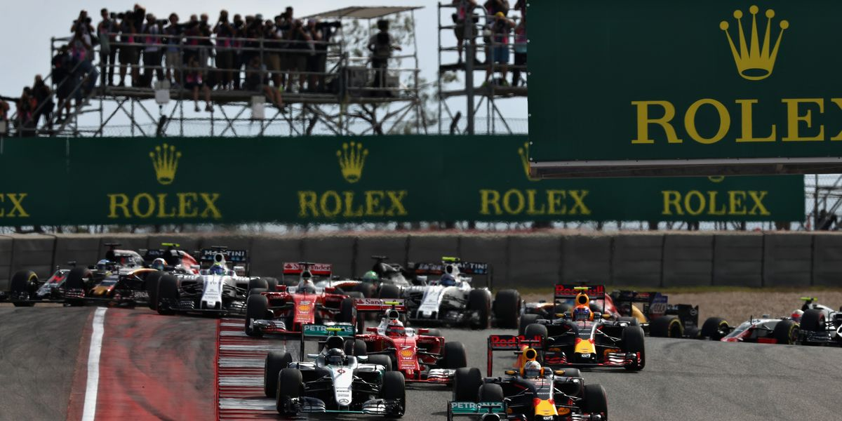 Here's the 2022 F1 Schedule: 2 U.S. Dates In, China Out