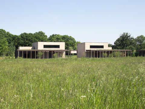 Bushey Cemetery, Hertfordshire, Waugh Thistleton Architects