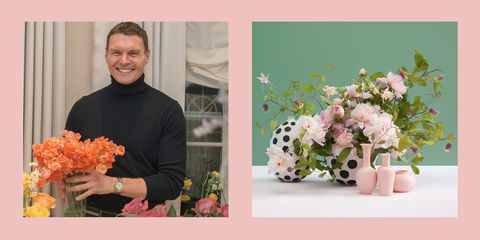 How One Celebrity Florist Brings Flowers into the Home for Spring