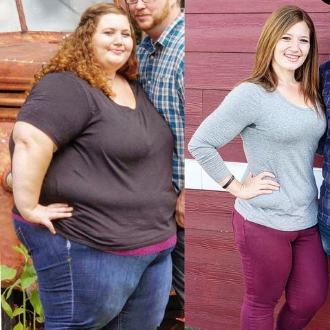 I Lost More Than 300 Pounds After Cutting Out Fast Food