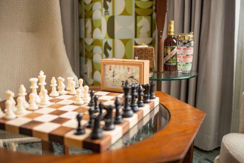 hotel la regina degli scacchi