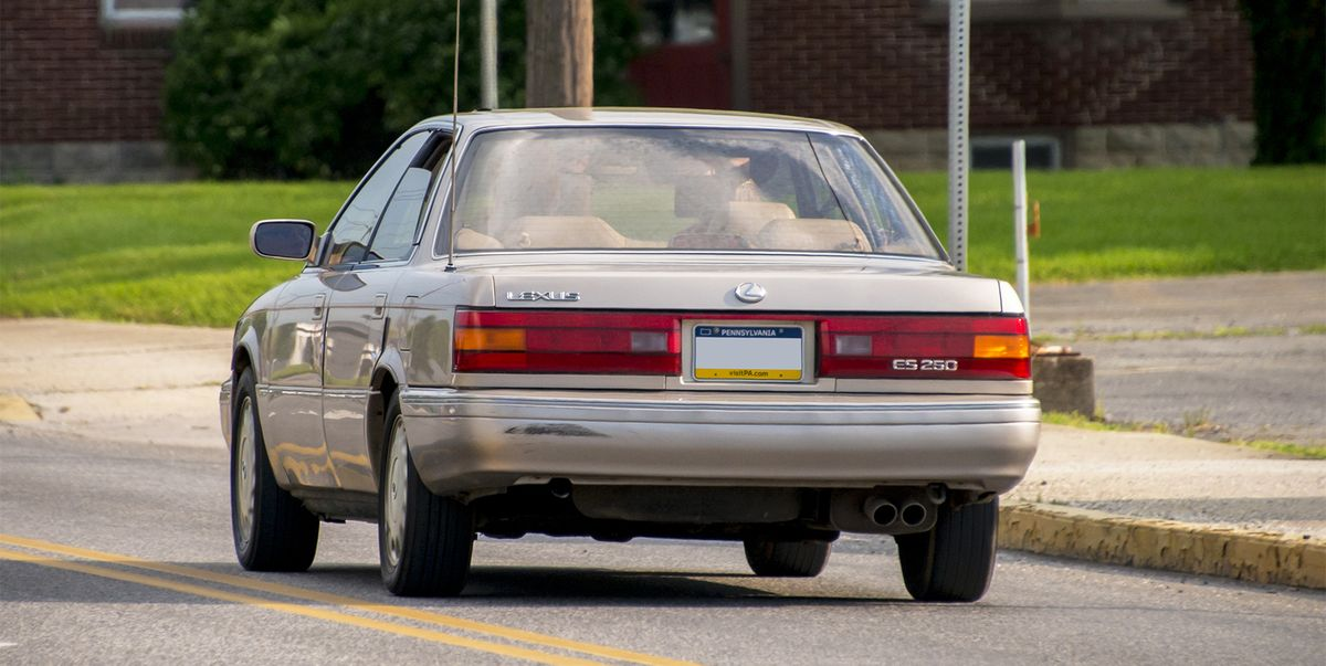 Street-Spotted: Lexus ES 250