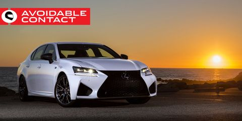 Lexus Gs F >> The Lexus Gs F Is The Future Classic Nobody Is Talking About