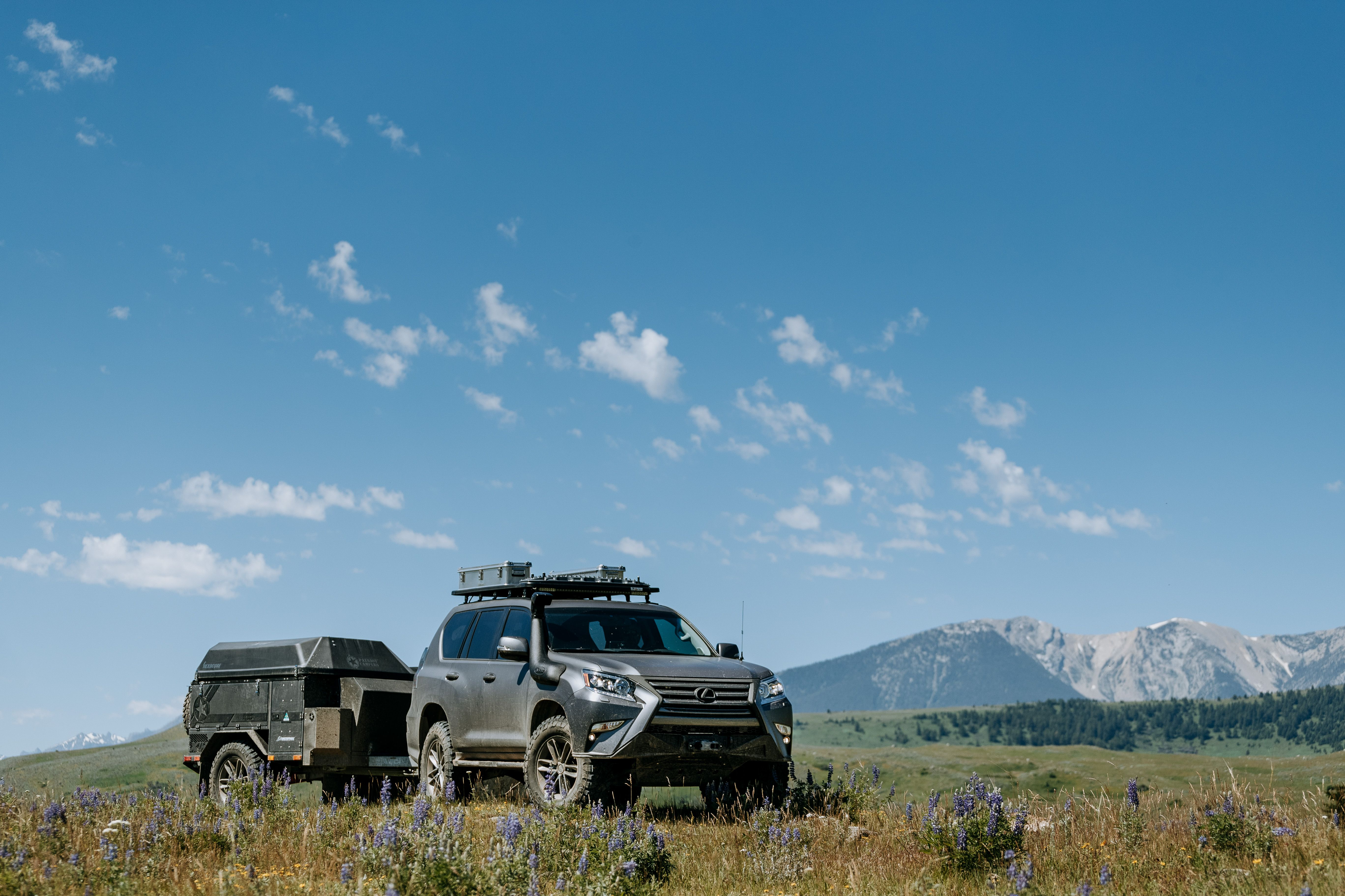 Lexus Gxor Concept Is For Overlanders Who Want A Bit Of Luxury