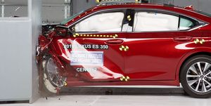 2020 Lexus ES350