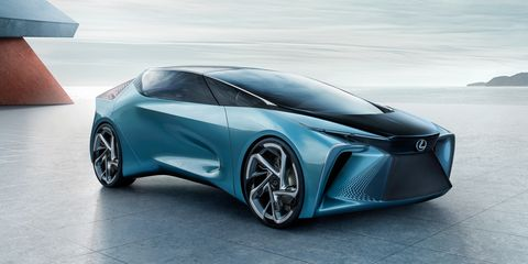 View Lexus LF-30 Concept Photos