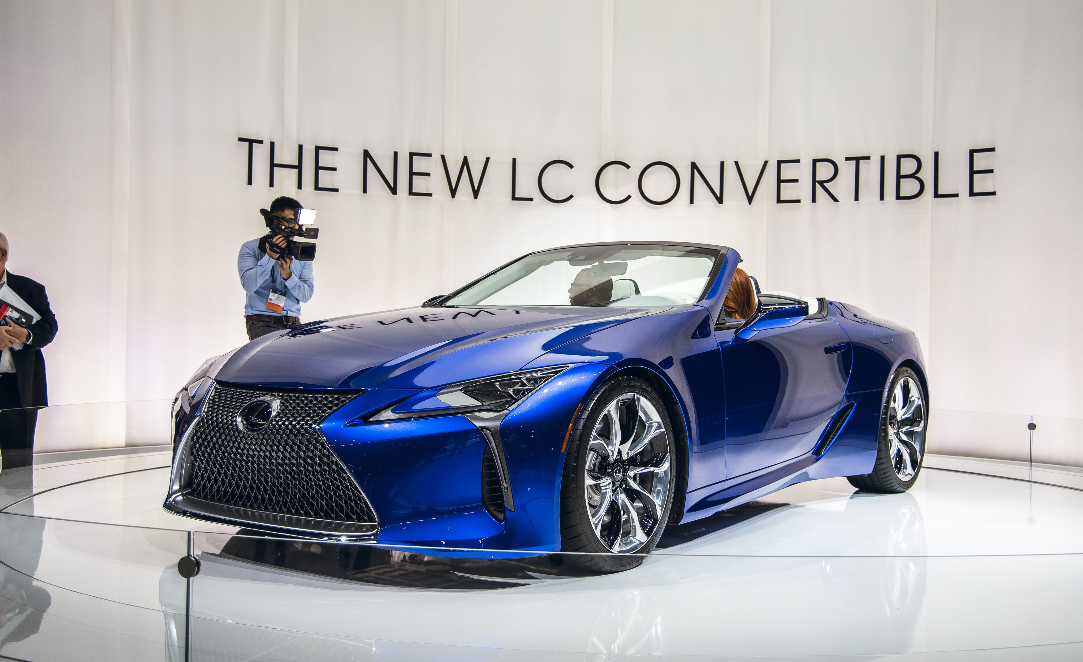 2021 Lexus Lc500 Convertible Is Finally Here And It S Gorgeous
